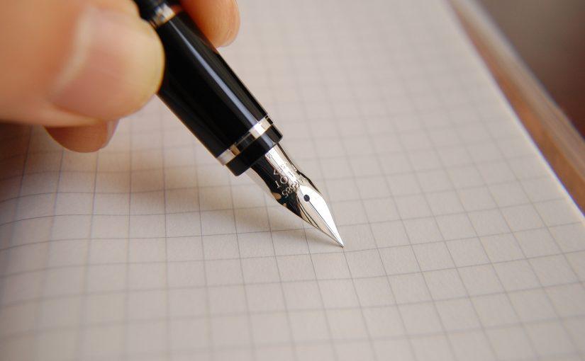 Lamy-pennen heeft veel fijne penpunten