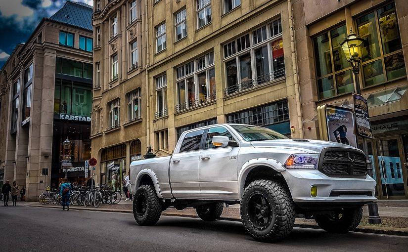 Dodge Ram 1500 nieuwe prijs